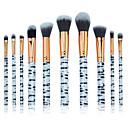 hesapli Makyaj ve Tırnak Bakımı-17pcs Makyaj fırçaları Profesyonel Fırça Setleri Naylon fiber Çevre-dostu / Yumuşak Plastik