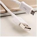 ราคาถูก สายเคเบิลโทรศัพท์และอะแดปเตอร์-Micro USB สายเคเบิ้ล 2m-2.99m / 6.7ft-9.7ft ค่าใช้จ่ายด่วน TPE อะแดปเตอร์สายเคเบิล USB สำหรับ โทรศัพท์ Samsung / Huawei