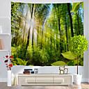 저렴한 마우스-휴일 벽 장식 폴리 에스터 클래식 벽 예술, 벽 태피스트리 장식