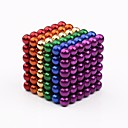 cheap Magnet Toys-216 pcs Magnet Toy Magnetic Toy / Magnetic Balls / Magnet Toy Stress and Anxiety Relief / Focus Toy / Office Desk Toys Intermediate Gift