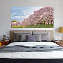 halpa Sisustustarrat-Koriste-seinätarrat - 3D-seinätarrat Maisema / Kukkakuvio / Kasvitiede Olohuone / Makuuhuone