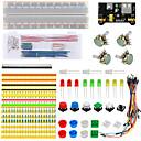 Χαμηλού Κόστους Αξεσουάρ Arduino-Kit Keyestudio Υαλοβάμβακας Εξωτερική τροφοδοσία ρεύματος