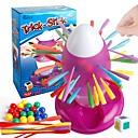 hesapli Oyun Tahtaları-Masa Oyunları Aile Ebeveyn-Çocuk Etkileşimi / Komik 64 pcs Genç