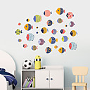 ieftine Gadget Baie-Autocolante de Perete Decorative - Animal Stickers de perete Animale Sufragerie / Dormitor / Baie