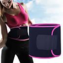 preiswerte Sensoren-Sweat Waist-Trimmer / Saunagurt Mit 1 pcs Gummi Verstellbar, Dehnbar Gewichtsverlust, Verbrannte Kalorien, Bauch Fett Burner Zum Yoga / Übung & Fitness Taille Sport in der Natur