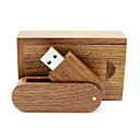 ieftine USB Flash Drives-Ants 64GB Flash Drive USB usb disc USB 2.0 Lemn / Bambus Rotativ