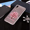 رخيصةأون Huawei أغطية / كفرات-غطاء من أجل Huawei Huawei P20 / Huawei P20 Pro / P10 Plus IMD / شفاف / نموذج غطاء خلفي زهور ناعم TPU / P10 Lite
