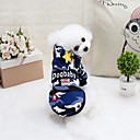 cheap Car Headlights-Rodents Dogs Cats Sweater Sweatshirt Jumpsuit Dog Clothes Solid Colored Geometric Green Blue Cotton Costume For Husky Labrador Alaskan Malamute All Seasons Female Sports & Outdoors Stylish