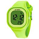 رخيصةأون Home Fragrances-SYNOKE رجالي نسائي ساعة رياضية ساعة رقمية رقمي سيليكون أسود / الأبيض / أزرق 50 m مقاوم للماء رزنامه الكرونوغراف رقمي موضة - أخضر أزرق زهري / ساعة التوقف / قضية