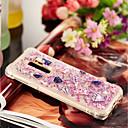 رخيصةأون حافظات / جرابات هواتف جالكسي S-غطاء من أجل Samsung Galaxy Galaxy S10 / Galaxy S10 Plus ضد الصدمات / سائل متدفق / شفاف غطاء خلفي نموذج هندسي ناعم TPU إلى S9 / S9 Plus / S8 Plus