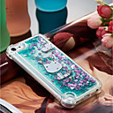 cheap Bathroom Gadgets-Case For iTouch 5/6 Shockproof / Flowing Liquid / Pattern Back Cover Soft