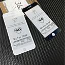 hesapli Servis Altlıkları-Ekran Koruyucu için Apple iPhone 8 Plus / iPhone 8 / iPhone 7 Plus Temperli Cam 1 parça Ön Ekran Koruyucu Yüksek Tanımlama (HD) / 9H Sertlik / 3D Kavisli Kenar