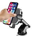 baratos Capinhas para Galaxy Série S-Carregador Sem Fios Carregador USB USB com cabo / Carregador Sem Fios / Qi 1 Porta USB 1.5 A / 1 A DC 9V / DC 5V para iPhone X / iPhone 8 Plus / iPhone 8