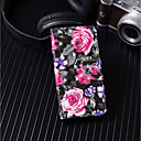 cheap Fruit & Vegetable Tools-Case For Samsung Galaxy J8 / J6 Wallet / Card Holder / with Stand Full Body Cases Flower Hard PU Leather for J8 / J7 (2017) / J6