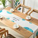 ieftine Gadget Baie-Contemporan Bumbac Pătrat Fețe de masă decorative Geometric Decoratiuni de tabla 1 pcs