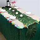 hesapli Banyo Gereçleri-Tatil Süslemeleri Yeni Yıl'ınkiler / Noel Dekorayonu Noel Süsler Parti / Dekorotif / Düğün Yeşil 12pcs