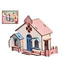 ieftine Costume Cosplay-Puzzle Lemn / Jucării Logice & Puzzle Temă Grădină / Temă Basme / Floarea Soarelui Școală / nivel profesional / Stres și anxietate relief De lemn 1 pcs Adolescent / Pentru copii Toate Cadou