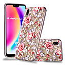 cheap iPhone Cases-Case For Huawei P20 Pro / P20 lite Pattern Back Cover Flower Soft TPU for Huawei P20 / Huawei P20 Pro / Huawei P20 lite