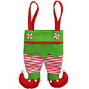 cheap Home Decoration-Gift Bags Christmas Fabric Novelty Christmas Decoration