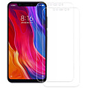 cheap Headsets & Headphones-ASLING Screen Protector for Xiaomi Xiaomi Mi 8 Tempered Glass 2 pcs Front Screen Protector 9H Hardness / 2.5D Curved edge / Explosion Proof