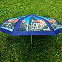 ieftine Jucării Câini-Oțel inoxidabil Toate Sunny și ploioasă / Model nou Umbrelă Pliantă