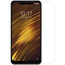 cheap Galaxy S Series Cases / Covers-Nillkin Screen Protector for Xiaomi Xiaomi Pocophone F1 Tempered Glass / PET 1 pc Front & Camera Lens Protector High Definition (HD) / 9H Hardness / 2.5D Curved edge