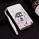 رخيصةأون حافظات / جرابات هواتف جالكسي S-غطاء من أجل Samsung Galaxy S9 Plus / S9 محفظة / حامل البطاقات / مع حامل غطاء كامل للجسم كلب قاسي جلد PU إلى S9 / S9 Plus / S8 Plus