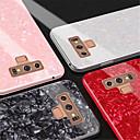 זול מחזיקים ומרכבים-מגן עבור Samsung Galaxy Note 9 / Note 8 מראה כיסוי אחורי אחיד קשיח זכוכית משוריינת ל Note 9 / Note 8