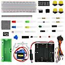 preiswerte DIY-Sets-Keyes Grundkomponentenkit 501b für arduino electronic hobbyists