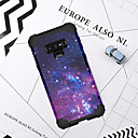 cheap Galaxy Note 9 Cases / Covers-BENTOBEN Case For Samsung Galaxy Note 9 Shockproof Full Body Cases City / Scenery / Flower Hard Silicone / PC for Note 9