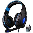 billige Headset og hovedtelefoner-KOTION EACH G4000 Gaming Headset Ledning Gaming Med Mikrofon