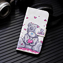 cheap Cases / Covers for Huawei-Case For Huawei P20 Pro / P20 lite Wallet / Card Holder / with Stand Full Body Cases Heart / Animal Hard PU Leather for Huawei P20 / Huawei P20 Pro / Huawei P20 lite
