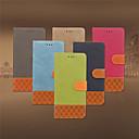 ieftine Carcase iPhone-Maska Pentru Apple iPhone XS / iPhone XR / iPhone XS Max Titluar Card / Anti Șoc / Cu Stand Carcasă Telefon Mată / Model Geometric Greu textil