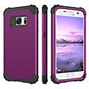 levne Galaxy S pouzdra / obaly-BENTOBEN Carcasă Pro Samsung Galaxy S7 Nárazuvzdorné Celý kryt Jednobarevné Pevné Silikon / PC pro S7