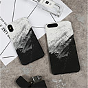 baratos Capinhas para iPhone-Capinha Para Apple iPhone XR / iPhone XS Max Estampada Capa traseira Mármore Rígida PC para iPhone XS / iPhone XR / iPhone XS Max