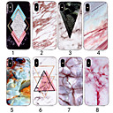 cheap iPhone Cases-Case For Apple iPhone XR / iPhone XS Max IMD / Pattern Back Cover Marble Soft PC for iPhone XS / iPhone XR / iPhone XS Max