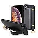 저렴한 아이폰 케이스-케이스 제품 Apple iPhone XR / iPhone XS Max 스탠드 / 울트라 씬 뒷면 커버 솔리드 소프트 TPU 용 iPhone XS / iPhone XR / iPhone XS Max