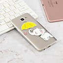 رخيصةأون حافظات / جرابات هواتف جالكسي J-غطاء من أجل Samsung Galaxy J7 (2017) / J6 (2018) / J5 (2017) نموذج غطاء خلفي فيل ناعم TPU