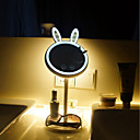 cheap LED Novelty Lights-BRELONG Bunny Beauty Makeup Mirror Eyepiece Table Lamp 1 pc