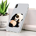 cheap iPhone X Screen Protectors-Case For Apple iPhone XR Dustproof / Ultra-thin / Pattern Back Cover Animal Soft TPU for iPhone XR