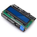 お買い得  DIY キット-1602シールドモジュールlcdディスプレイv3 for arduino uno r3 mega2560 nano