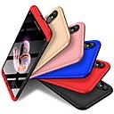 رخيصةأون أساور-غطاء من أجل Xiaomi Xiaomi Redmi Note 5 Pro ضد الصدمات / مثلج غطاء خلفي لون سادة قاسي الكمبيوتر الشخصي