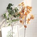 رخيصةأون أزهار اصطناعية-زهور اصطناعية 1 فرع كلاسيكي تقليدي أسلوب بسيط نباتات أزهار الطاولة