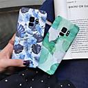 preiswerte Fusskettchen-Hülle Für Samsung Galaxy S9 Plus / S8 Plus Muster Rückseite Marmor Hart PC für S9 / S9 Plus / S8 Plus