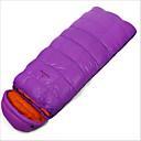 cheap Camp Bedding-Jungle King Sleeping Bag Outdoor -12 °C Envelope / Rectangular Bag White Duck Down Lightweight for Camping / Hiking / Caving