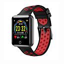 levne Chytré hodinky-Kimlink J18 Dámské Inteligentní hodinky Android iOS Bluetooth Voděodolné Monitor pulsu Měření krevního tlaku Spálené kalorie Sledování vzdálenosti Krokoměr Záznamník hovorů Sledování aktivity Měři
