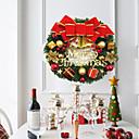 preiswerte Innendekoration-Urlaubsdekoration Weihnachtsdeko Weihnachtsschmuck Dekorativ Rassenschranke 1pc