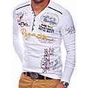 cheap Men's Tees & Tank Tops-Men's Basic T-shirt - Geometric