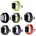 ieftine Becuri USB-Uita-Band pentru Apple Watch Series 5/4/3/2/1 / Apple Watch Series 4/3/2/1 Apple Catarama Clasica Nailon Curea de Încheietură