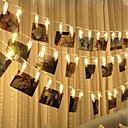 ieftine Fâșii Becurie LED-lumina de lumină albă luminoasă 3 m 30 de lumină caldă, întotdeauna luminoasă cu bliț